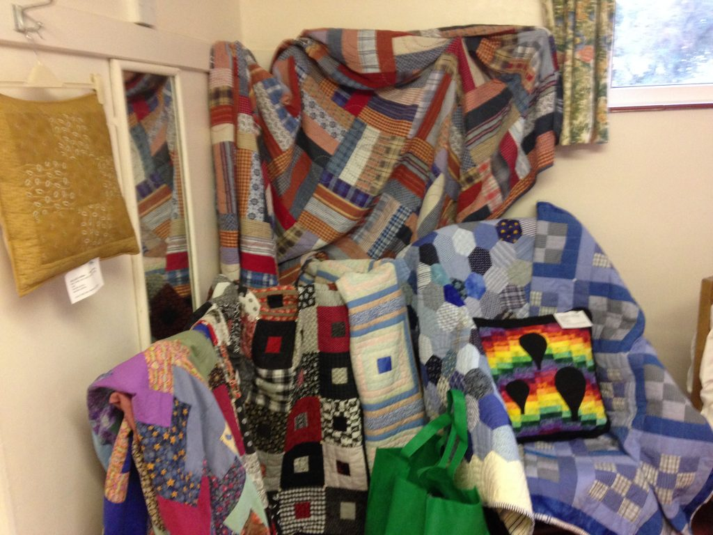 Pluckley Quilt & Craft Fair @ Pluckley Village Hall | Pluckley | United Kingdom